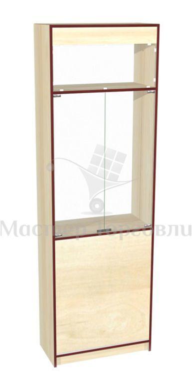 Стеллаж с окном выдачи ДСП-019