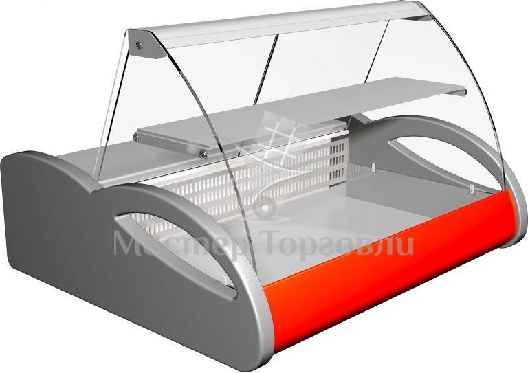 Витрина среднетемпературная Полюс Арго ВХС-1.0