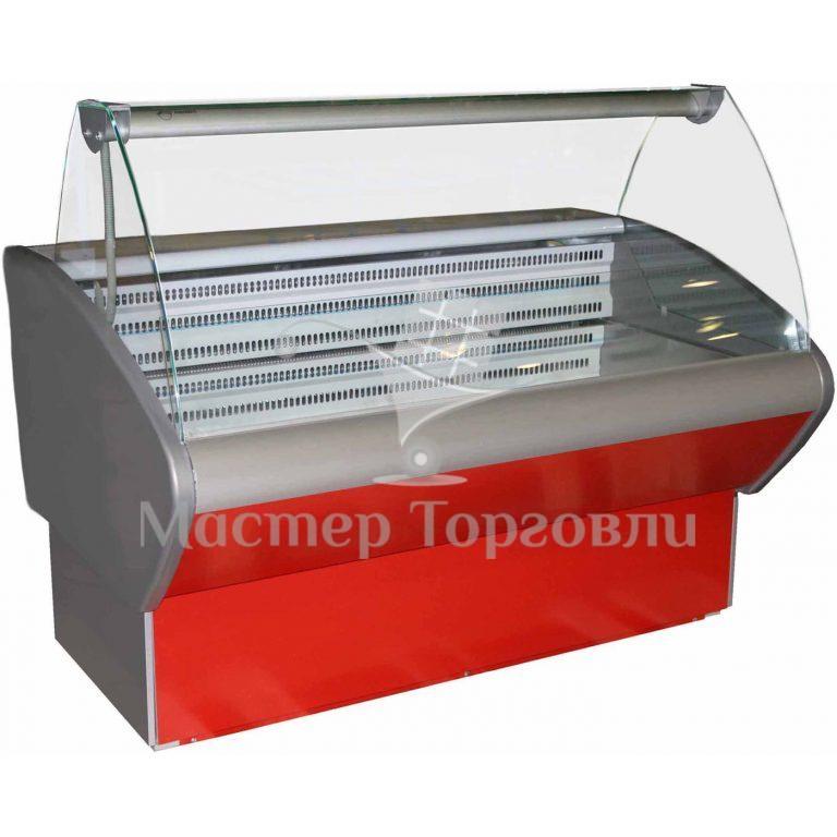 Витрина морозильная Полюс ВХСн-1.8