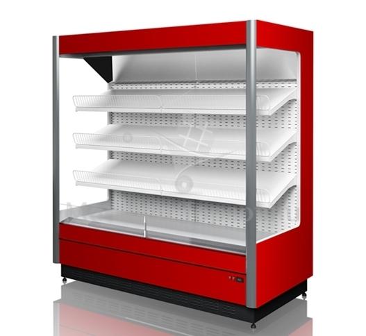 Холодильная горка Brandford Vento L PLUG-IN (фруктовая)