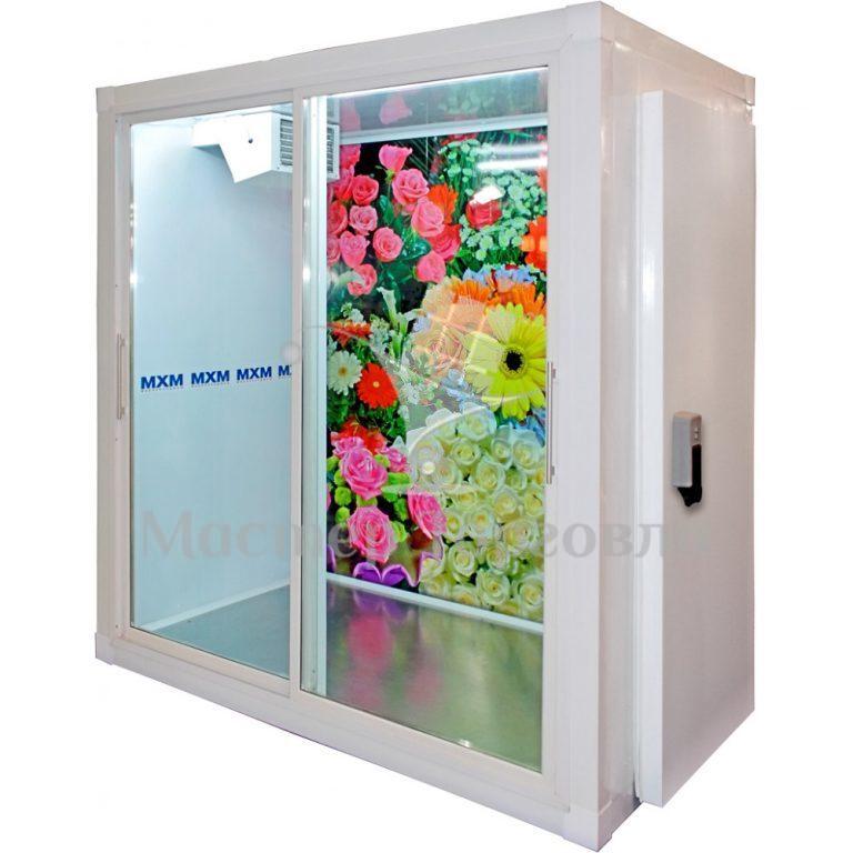 Камера холодильная для цветов МХМ КХ-4.41