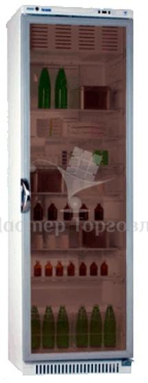 Холодильник фармацевтический ХФ-400-3 «POZIS»  тонированное стекло