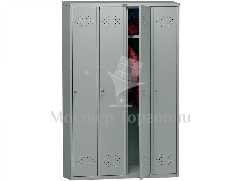 Шкаф для ораздевалки LS-41 Практик