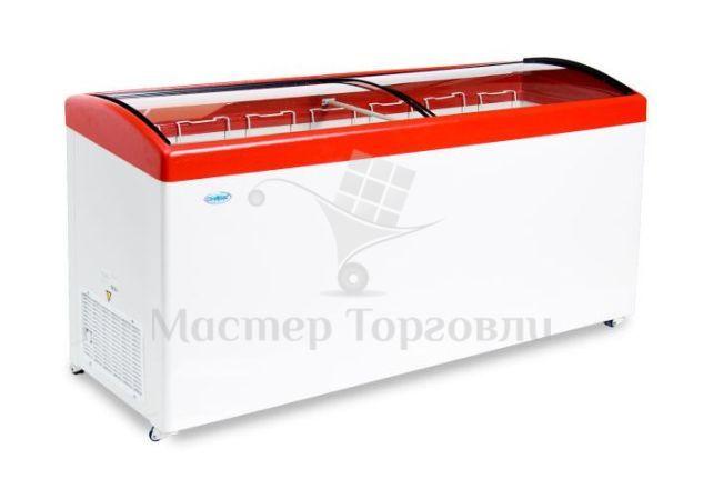 Ларь морозильный Снеж МЛГ-600
