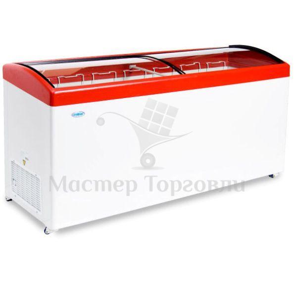Ларь морозильный Снеж МЛГ-700