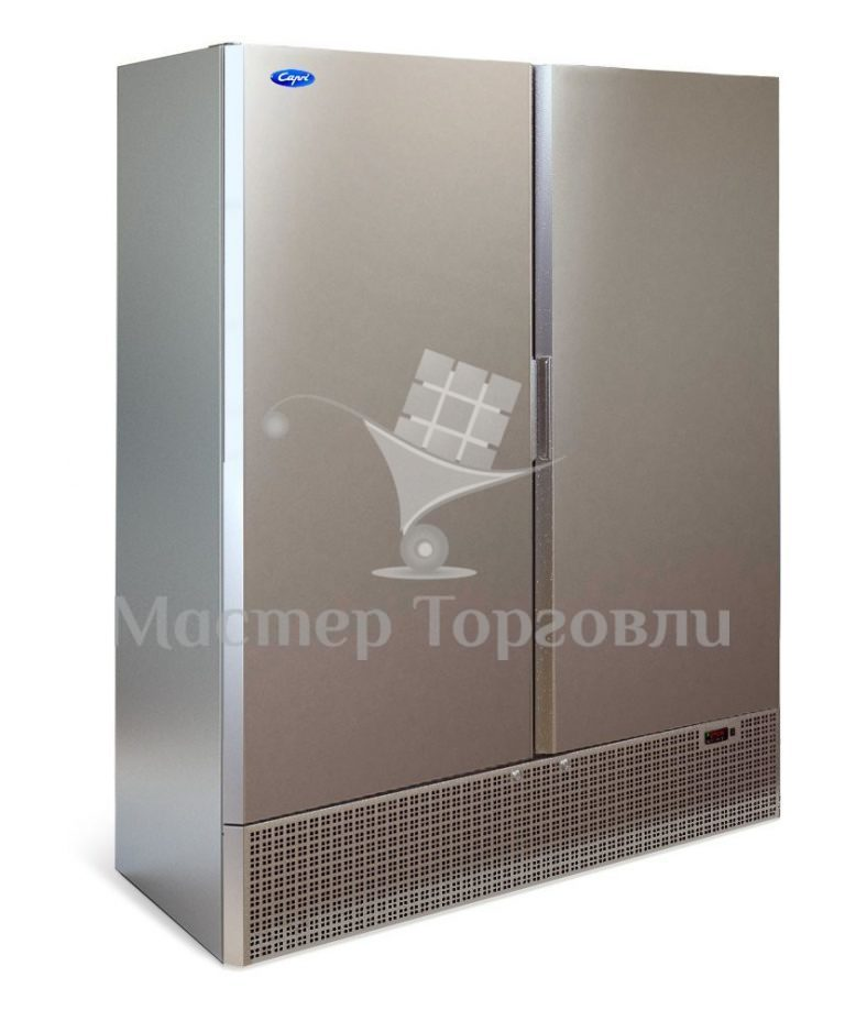 Холодильный шкаф Капри 1,5М (нержавейка)
