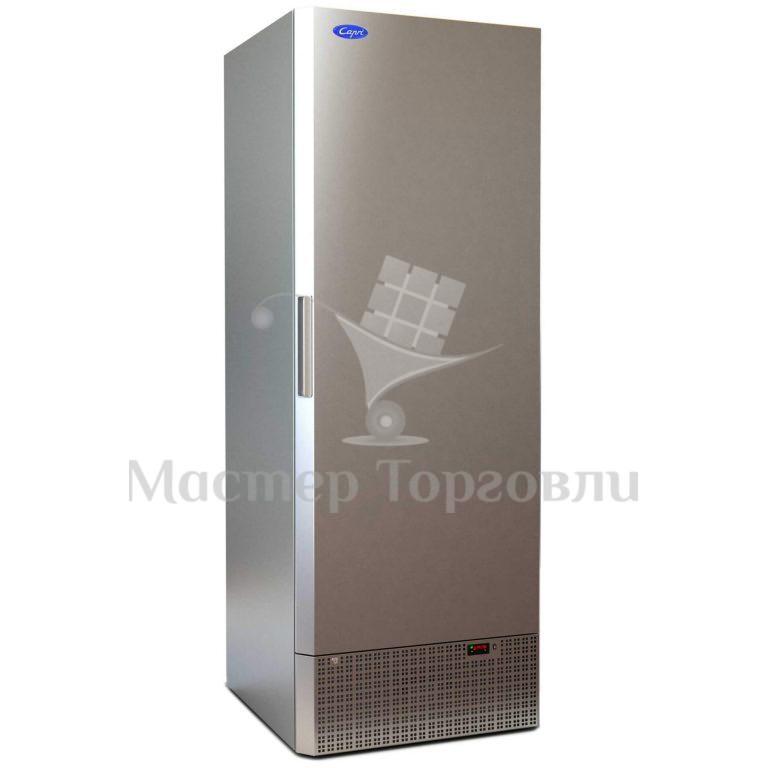 Шкаф холодильный Капри 0,7М (нержавейка)