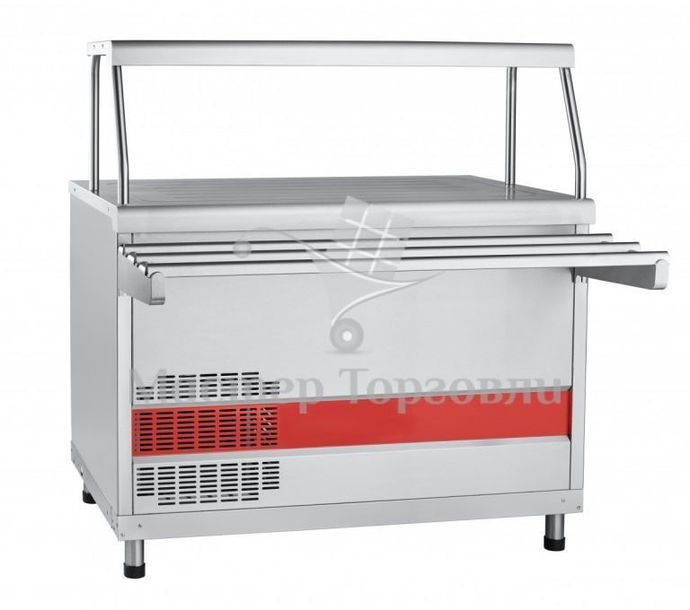 Прилавок холодильный Аста ПВВ(Н)-70КМ-НШ