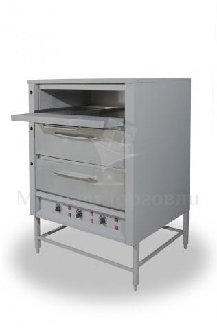 Шкаф пекарский Онега ШПЭоц-3