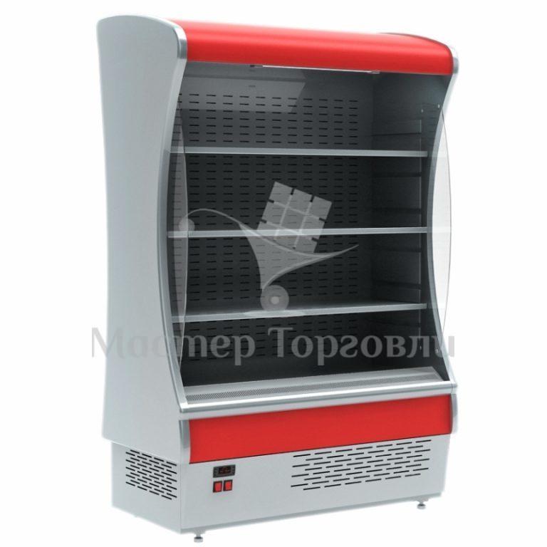 Витрина холодильная пристенная Полюс ВХСп-0,7