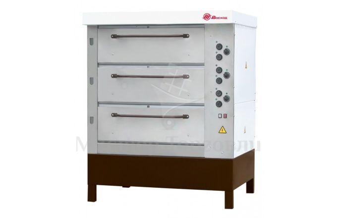 Печь хлебопекарная ХПЭ-750/3