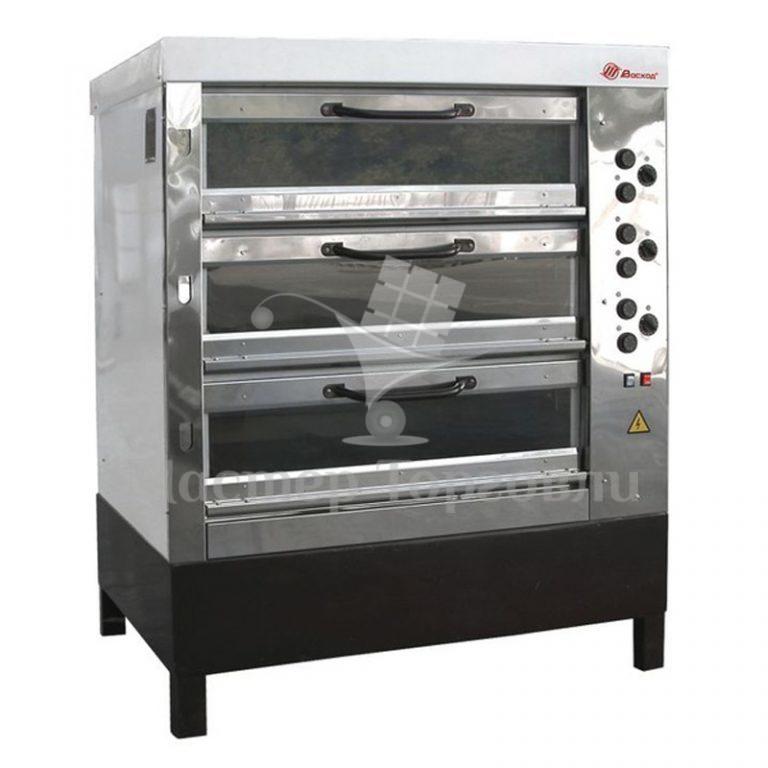 Печь хлебопекарная Восход ХПЭ-750/3 С
