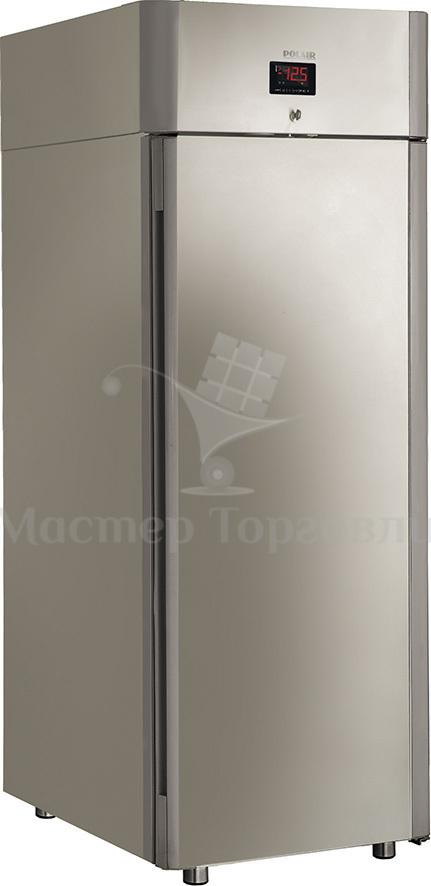 Шкаф холодильный Polair CM105-Gm Alu