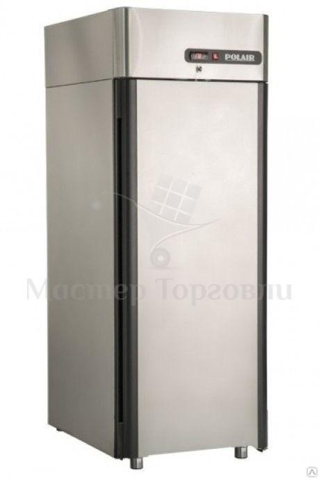 Шкаф холодильный Polair CB107-Gm Alu
