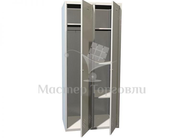 Шкаф металлический LS-21 U ПРАКТИК
