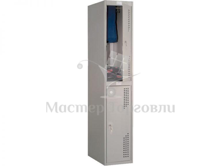 Шкаф для раздевалок LS-02 ПРАКТИК
