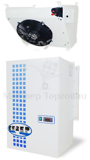 Сплит-система среднетемпературная Север MGS 105 S