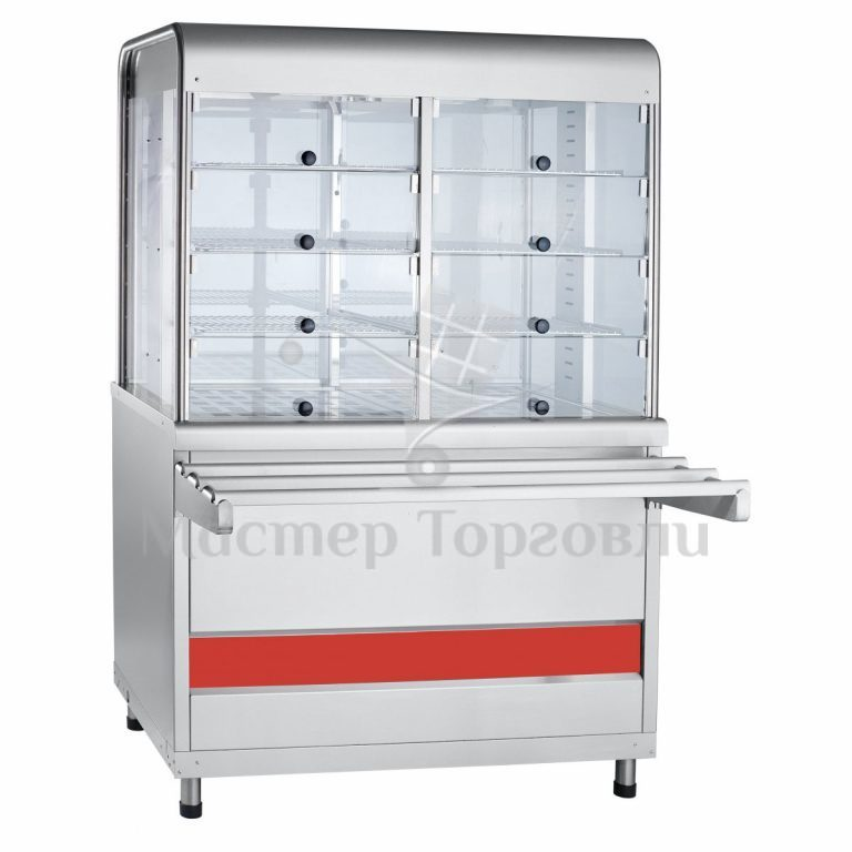 Витрина тепловая Abat ПВТ-70КМ