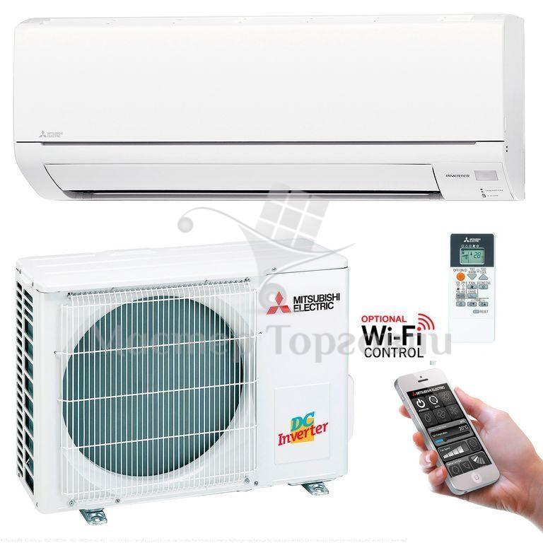 КОНДИЦИОНЕР Mitsubishi Electric MS-GF35/MU-GF35 VA