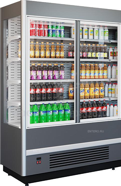 Горка холодильная POLAIR CUBE 520 MG Plug-In