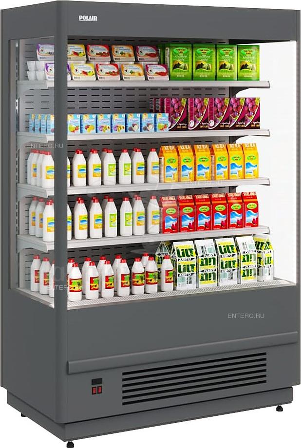 Горка холодильная POLAIR CUBE 660 М Plug-In