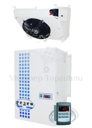 Сплит-система низкотемпературная Север BGS 340 S