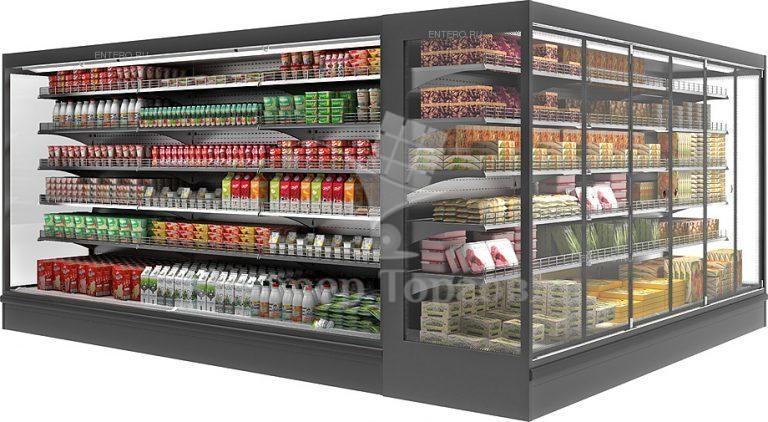 Горка холодильная POLAIR MONTE M 1250