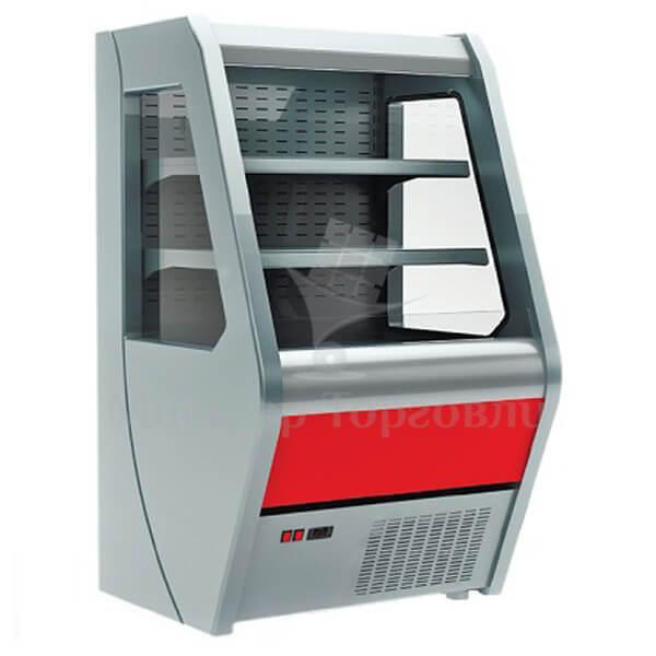Горка холодильная Carboma F 13-07 VM 1,0 -2 (Carboma 1260/700 ВХСп-1,0)