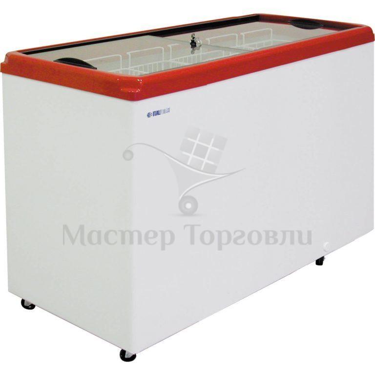 Ларь морозильный Italfrost CF500F