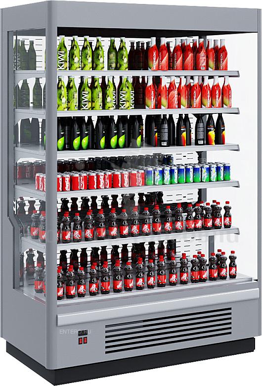 Горка холодильная POLAIR STRETTO 1250 М Plug-In