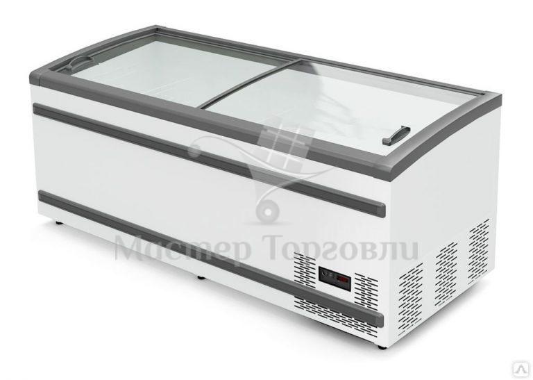 Ларь-бонета морозильный Марихолодмаш Корсика ЛХН-2100