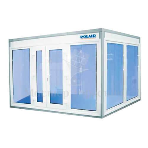 Камера холодильная Polair КХН-8.81 ст со стеклом
