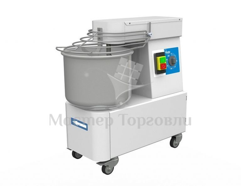 Тестомес спиральный VIATTO IS50-3F2V