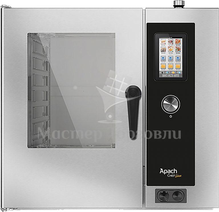 Пароконвектомат Apach Chef Line LGВ071T