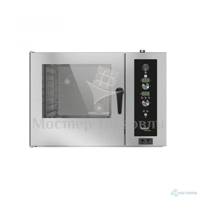 Пароконвектомат Apach Chef Line LGВ072S WCF