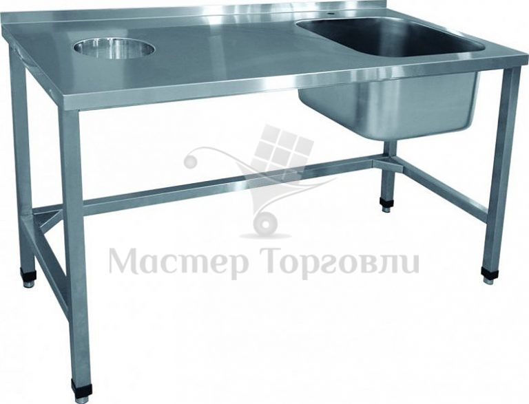 Ванна моечная Abat СПСО-7-5