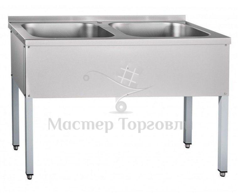 Ванна моечная CRYSPI Chef ВМ2 12/7