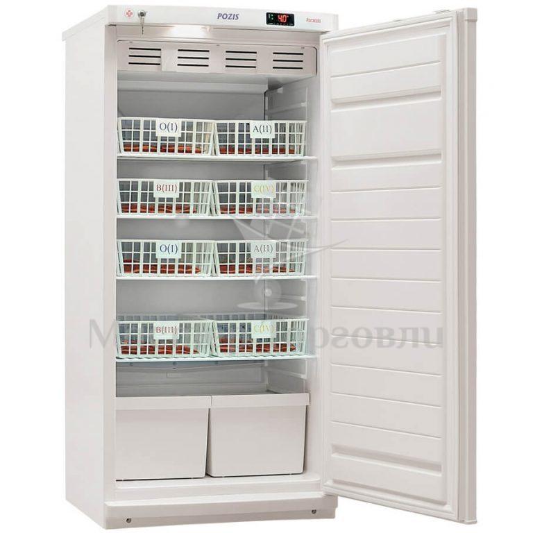 Шкаф холодильный для хранения крови ХК-250-1 «POZIS»