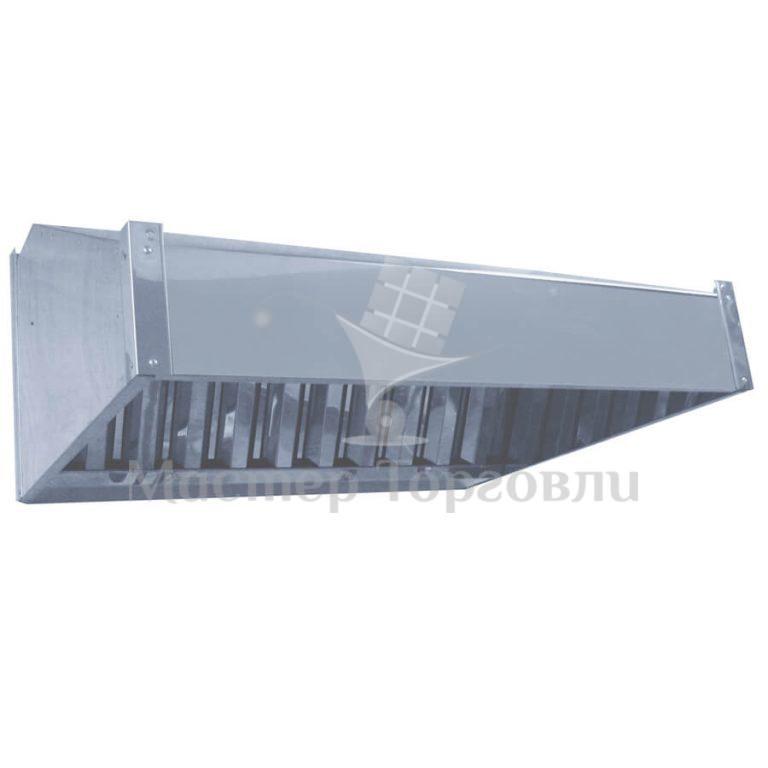 Зонт вентиляционный пристенный ЗВП Hessen