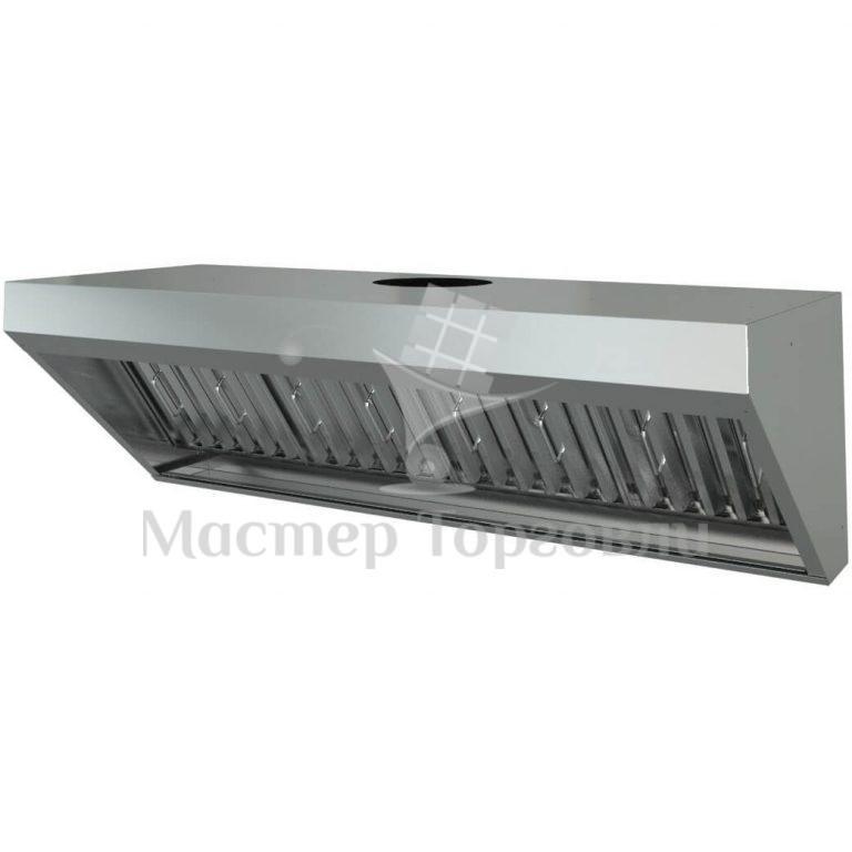 Зонт вентиляционный МХМ настенный ЗВН-1250х500х400