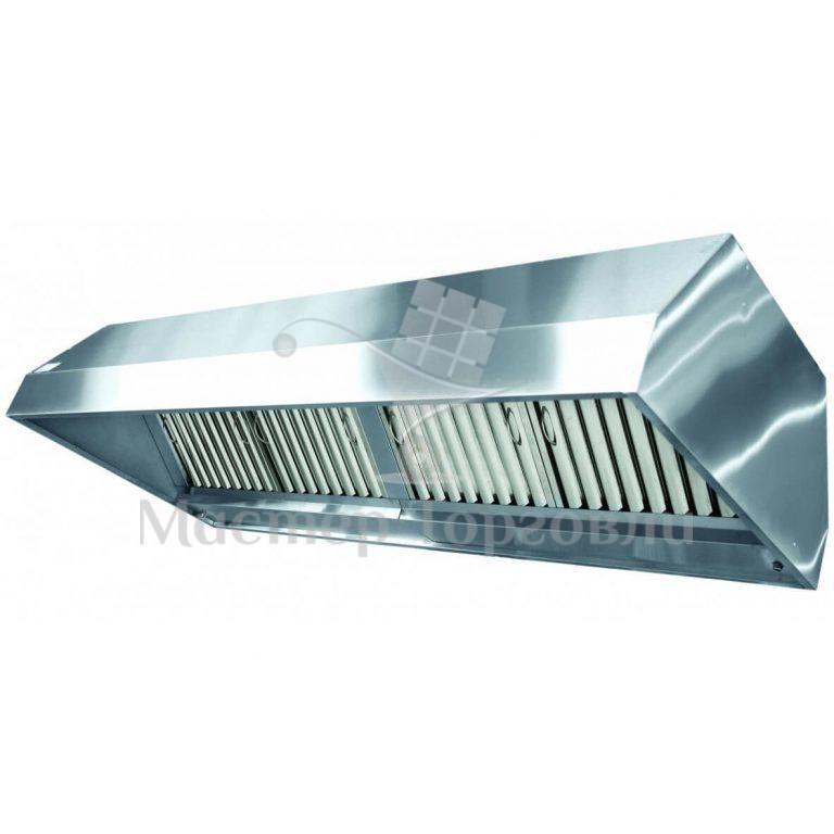 Зонт вентиляционный ЗВЭ-900-4-О островной Абат