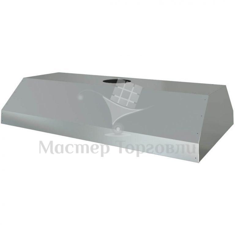 Зонт вентиляционный МХМ островной ЗВО-1400х800х290