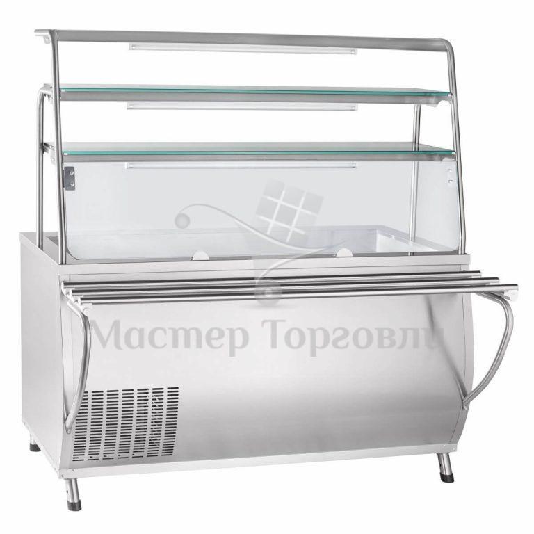 Прилавок холодильный Премьер ПВВ(Н)-70Т-01-НШ