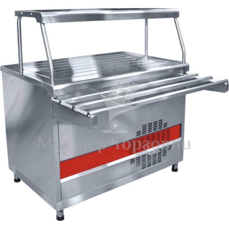Прилавок холодильный Аста ПВВ(Н)-70КМ/01-НШ