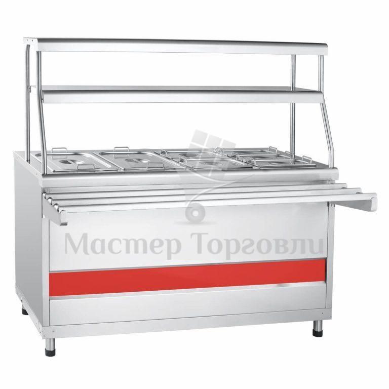Мармит 2-х блюд Аста ЭМК-70КМ-01 паровой