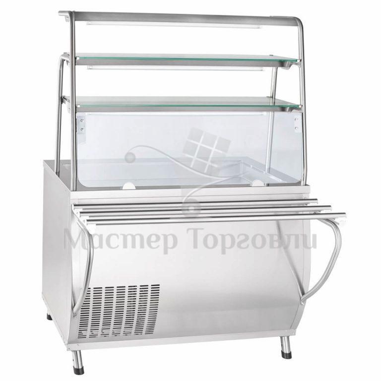Прилавок холодильный Премьер ПВВ(Н)-70Т-НШ