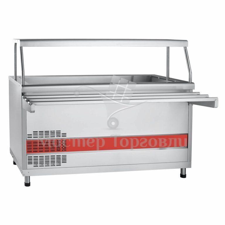 Прилавок холодильный ПВВ(Н)-70КМ-02/03НШ ванна