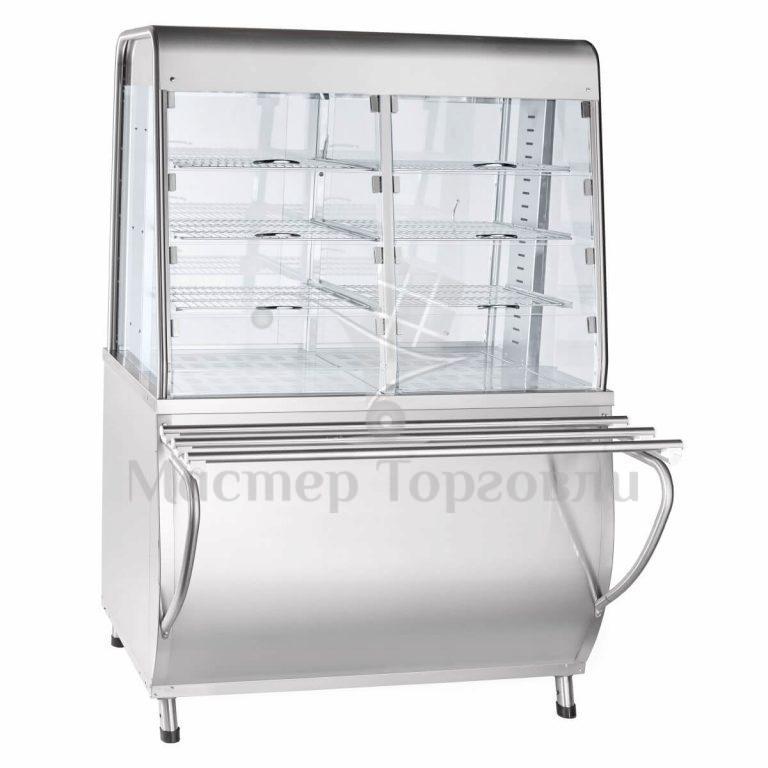 Прилавок-витрина тепловой Премьер ПВТ-70Т