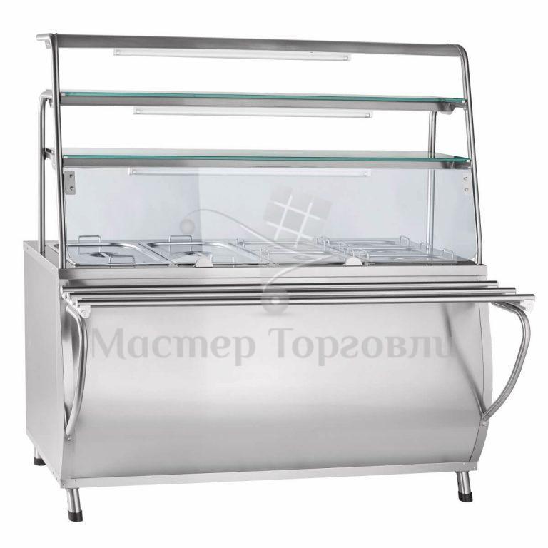 Мармит 2-х блюд паровой Премьер ЭМК-70Т-01