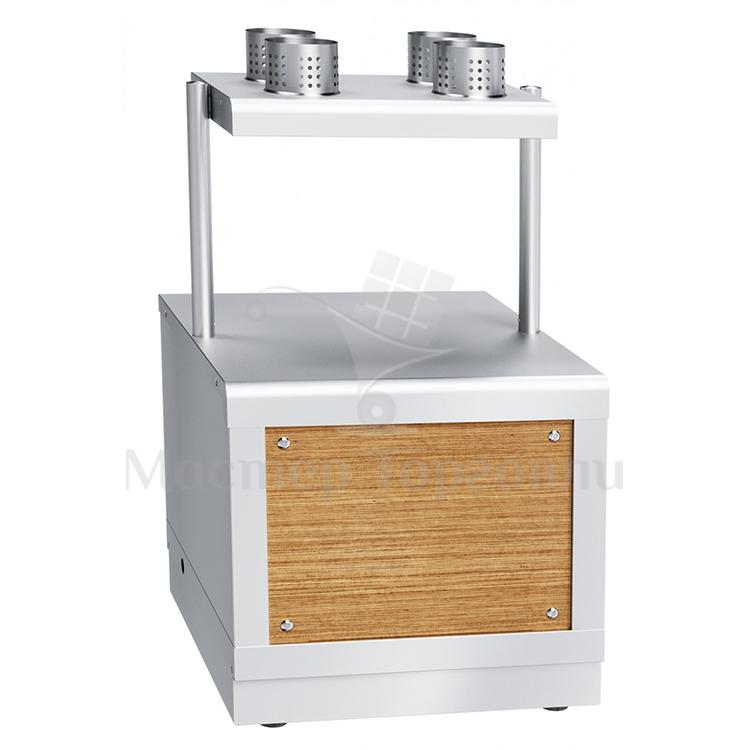 Прилавок для столовых приборов и подносов ABAT HOT-LINE ПСП-70Х